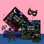 Mideer Scratch Art Kit