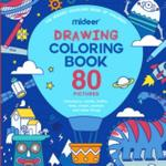 Mideer Coloring Book - Blue