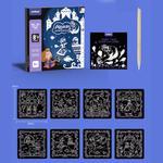 Mideer Scratch Card Kit - Aladdin