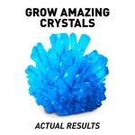 National Geographic Crystal Grow Blue