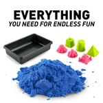 National Geographic Blue Play Sand 2Lb