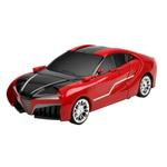 Jaki 2.4Ghz Rc Transformable Robot Car With Fighting Function Red