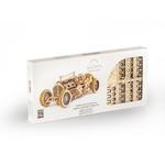 UGEARS U-9 GRAND PRIX CAR 3D WOODEN PUZZLE