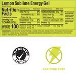 GU Energy Gel Lemon Sublime 32g
