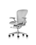 Herman Miller Aeron Chair B Size – Mineral
