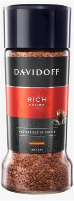 Davidoff Cafe Rich Aroma Instant Coffee 100gr