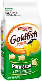 Pepperidge Farm Baked Parmesan Goldfish Crackers - 187 gr