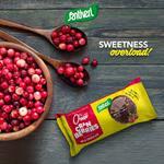 Santiveri Digestive Biscuits With Cranberries 190gr
