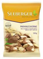 Seeberger Brazil Nuts Shelled 200gr
