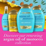 Ogx, Hair Oil, Renewing+ Argan Oil Of Morocco, Extra Penetrating Oil, Dry & Coarse Hair Types, 100ml