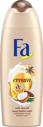 Fa Shower Cream Cocoa Butter & Oil 250 ml