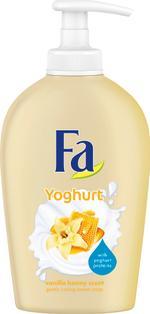 Fa Liquid Hand Soap Vanilla Honey 250 ml