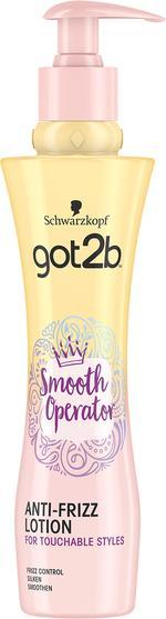 GOT2B Smooth Chic Anti Frizz Lotion 200 ml