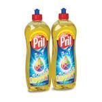 Pril Dishwashing Liquid Lemon 2x950ml