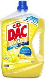 DAC Disinfectant Gold Citrus Burst 3L