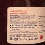 Hero Ngx Strawberry Jam, 350gr