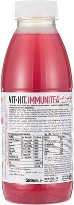 Vit-Hit Immunitea Dragon Fruit Juice 500ml