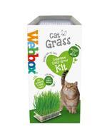 Webbox Cat Grass 120g