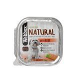 Webbox Natural Dog Alu Beef 150g