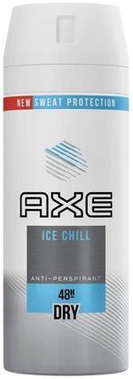 Axe Ice Chill Antiperspirant Deodorant, 150 ml