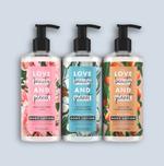 Love Beauty and Planet Lotion Shea Velvet Shea Butter & Sandalwood Oil, 400 ml