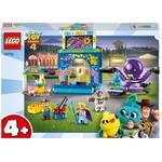 Disney Buzz And Woody's Carnival Mania 10770 38.2x26.21x5.64cm