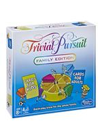 Trivial Pursuit Family Edition Card Game Kit
