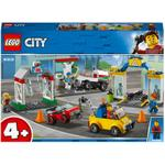 234-Piece City Town Garage Center Set 60232