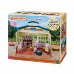 40-Piece Sylvanian Familie Grocery Market Set