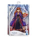 Frozen 2 Anna Fashion Singing Doll