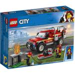201-Piece City Town Fire Chief Response Truck -60231