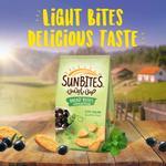 Sunbites Olive & Oregano Bread Bites,110gr