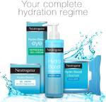 Neutrogena Face Moisturizer Water Gel, Hydro Boost, Normal to Combination Skin, 50ml