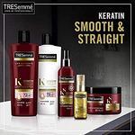 Tresemme Keratin Smooth & Straight Treatment Shampoo 400 ml + Mask 180ml + Heat Protect Spray 200 ml @30%