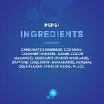 Pepsi Carbonated Soft Drink Cans 330ml x6