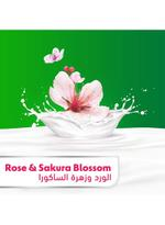 Dettol Skincare Anti-Bacterial Body Wash 700ml - Rose & Blossom