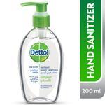 Dettol Original Hand Sanitizer, 200 ml