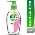 Dettol Skincare Anti-Bacterial Hand Sanitizer 200ml