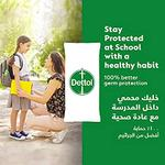 Dettol Fresh Anti-Bacterial Skin Wipes 40 Count