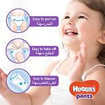 Huggies Active Baby Pants - Size 4, 9-14 kg, 36 Diapers Pants