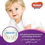 Huggies Active Baby Pants - Size 5, 12-17 kg, 34 Diapers Pants