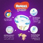 Huggies Active Baby Pants - Size 3, 6-11 kg, 44 Diapers Pants
