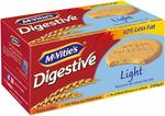 Mcvities Digestive Light 400gr