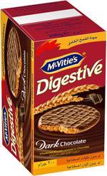 Chocolate Digestive Dark 200gr