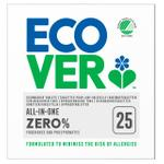 Ecover All in one Zero 25 tabs 500gr