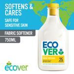 Ecover Fabric Softener Gardenia 750ml new design