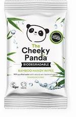 Biodegradable Bamboo 12 Anti-bacterial Handy Wipes x 72 Packs