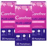 CAREFREE MAXI 20s 2+1 FREE 1/1 PACK