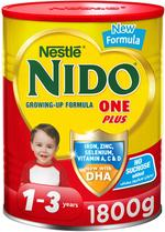 NIDO ONE PLUS DHA 1.8KG