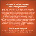 FRISKIES® SAVORY SHREDS CHICKEN & SALMON